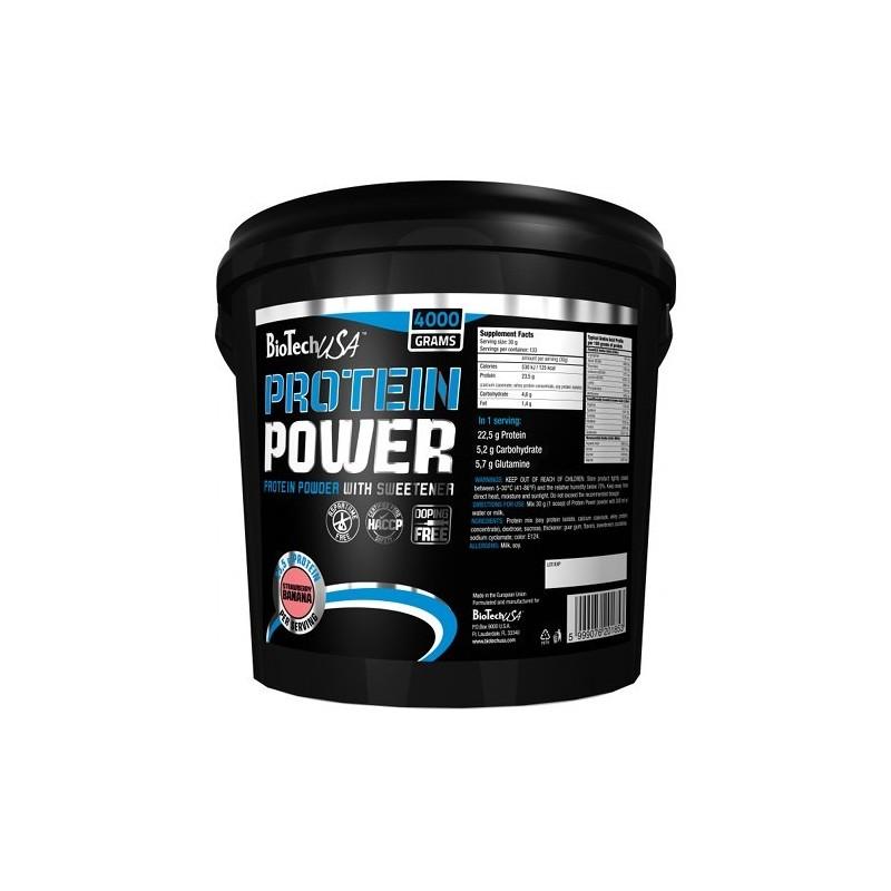 protein power na noc